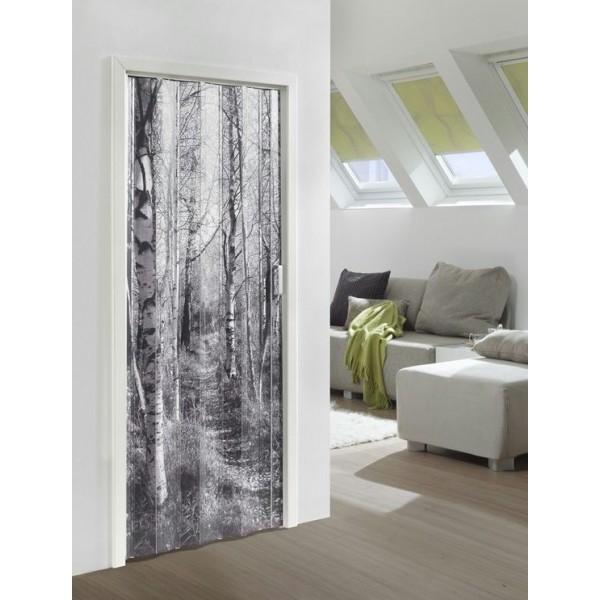 Concertina Door Concertina Door Before Being Replaced By  sc 1 st  Woonv.com & Plastic Folding Doors Internal Photo Album - Woonv.com - Handle idea
