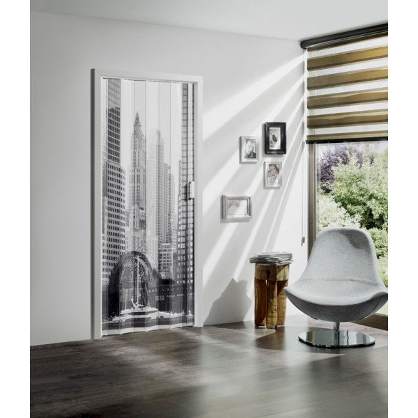 Skyline Internal Folding Concertina Door