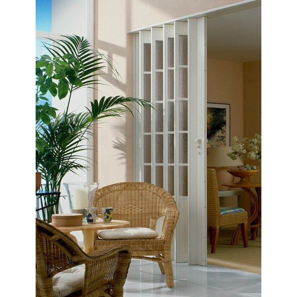 The President Folding Door - Royal Ash Glass