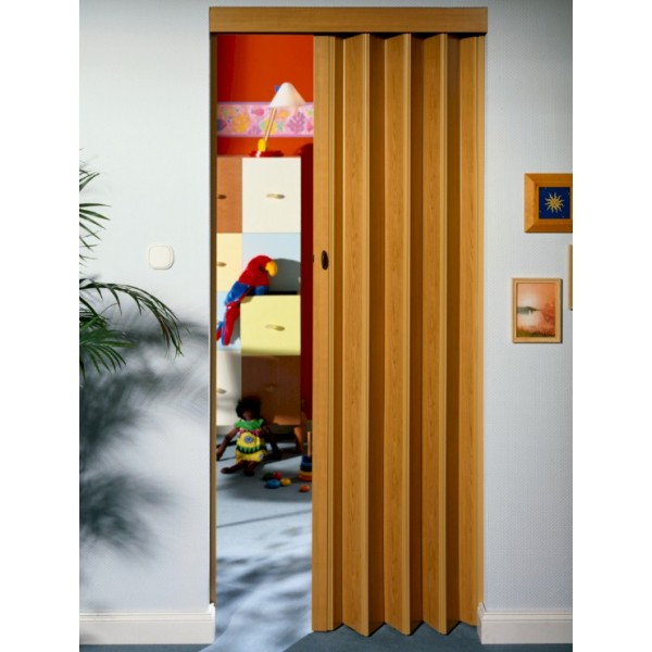 Rapid Folding Door 880mm Wood Imitation