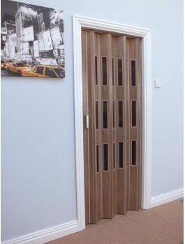 The Tango Folding Door 850mm Nutmeg